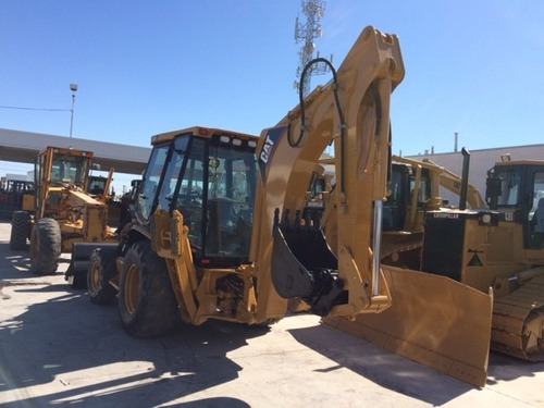 retroexcavadora caterpillar 430d it mod 2005 con kit