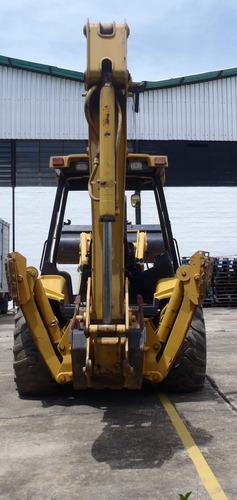 retroexcavadora caterpillar loader backhoe 416c