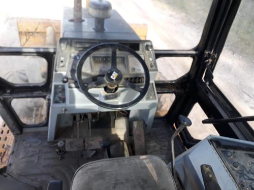 retroexcavadora combinada cat 416b