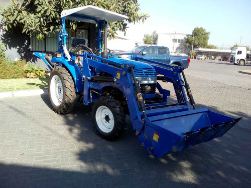 retroexcavadora diesel 25 hp  4x4 fes77