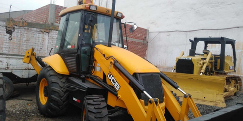 retroexcavadora jcb 2012 3c plus brazo extensible