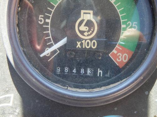 retroexcavadora john deere 710d 4x4 con ext. motor de 115 hp