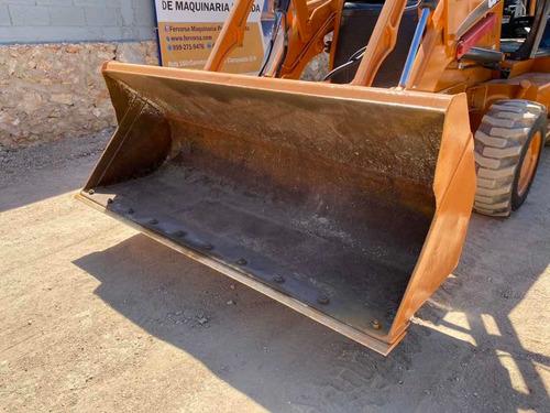 retroexcavadoras case 580superm 2006, 4x4, kit hid