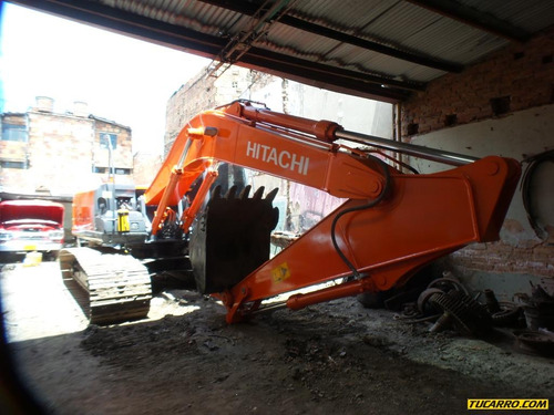 retroexcavadoras hitachi  2009