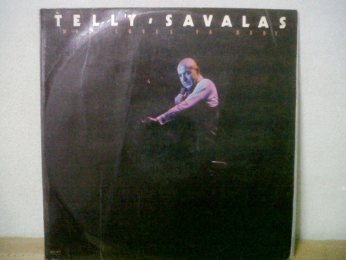 retromania lp telly savalas who loves ya baby peru