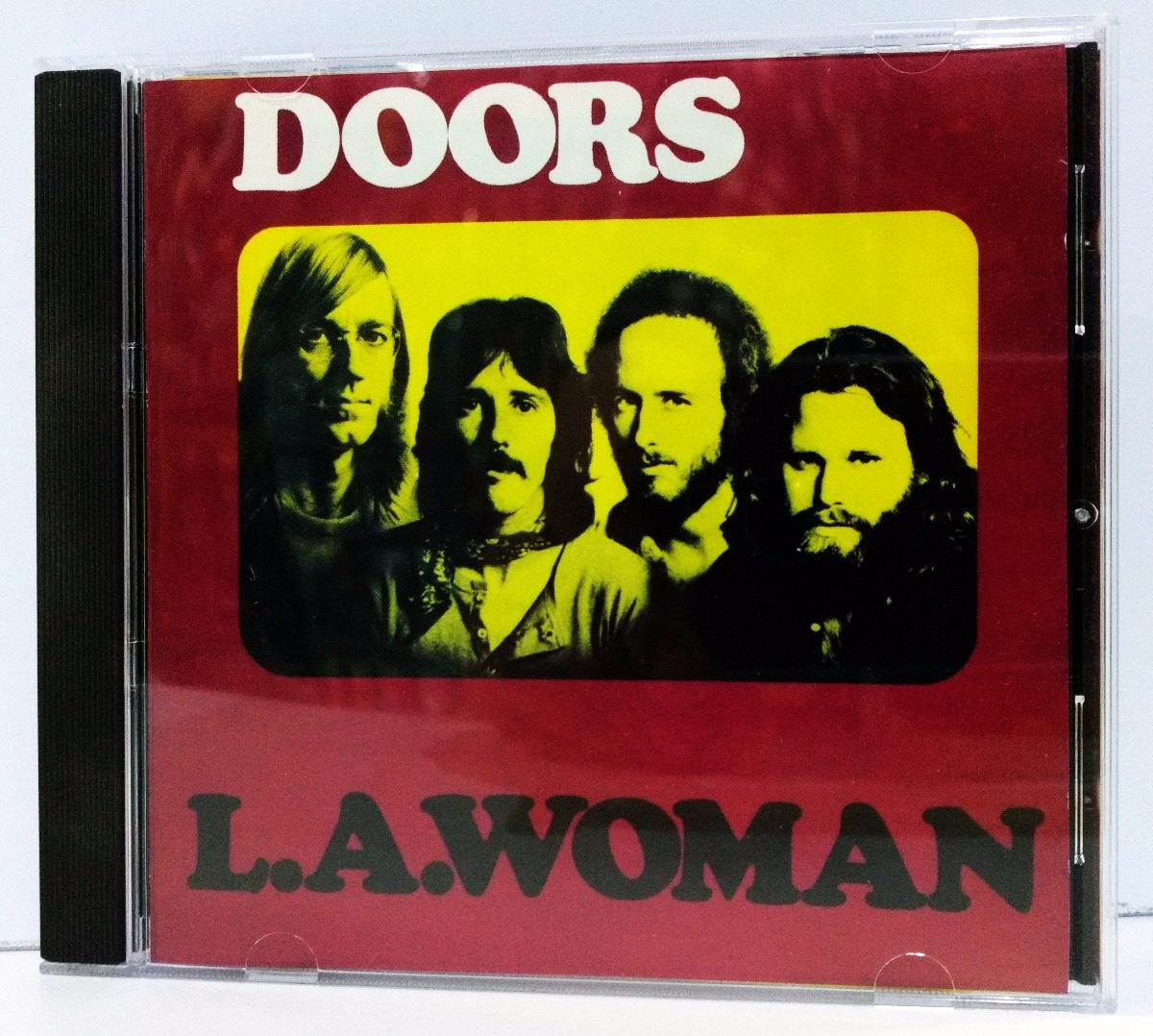 Retromex M The Doors L A Woman Cd Canadiense 179 00