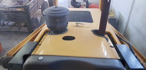 retropala michigan 2017 500 hs 4x4 100 hp excelente