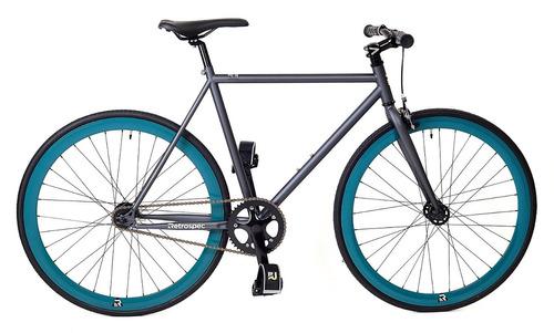 retrospec mantra fixie bicicleta vintage retro
