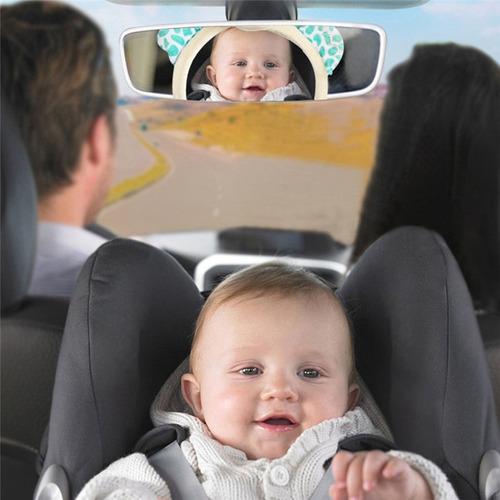 retrovisor bebê conforto pelúcia  compre agora