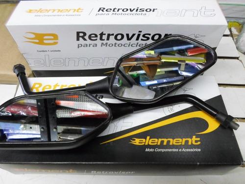 Retrovisor Cb 300 Modelo Original 50 R  O Par  espelho Cb300 - R  50 ... 88a837fabc