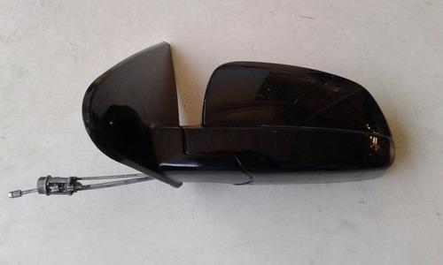 retrovisor celta prisma 2007 a 2011 manual esquerdo original