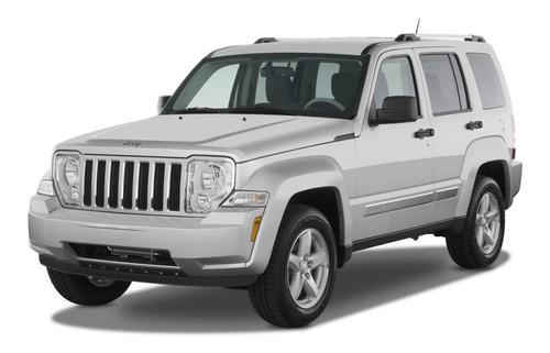 retrovisor completo jeep cherokee liberty 3.7l