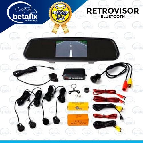 retrovisor con camara de retro y sensores de retro betafixec