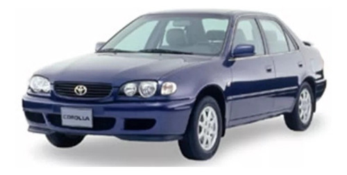 retrovisor corolla 1999 2000 2001 2002 nuevo