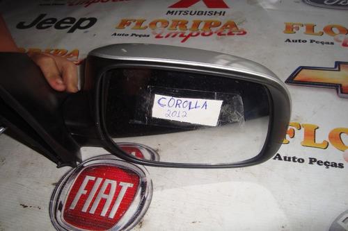 retrovisor corolla direito 2012