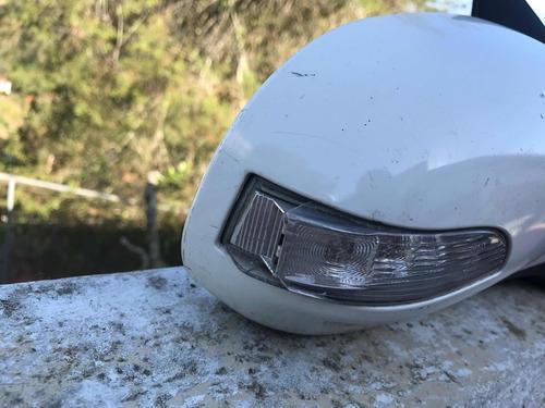 retrovisor derecho chevrolet optra original con luz cruce