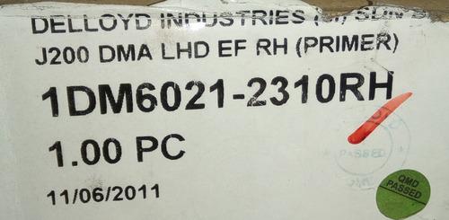 retrovisor derecho electrico con luz optra 2009/2012