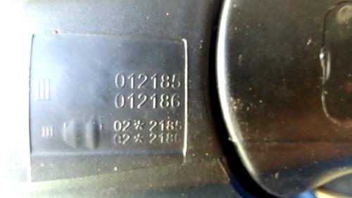 retrovisor derecho manual aveo 04-10