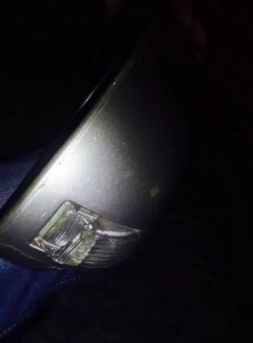 retrovisor derecho optra limited electrico con cruce 06-08