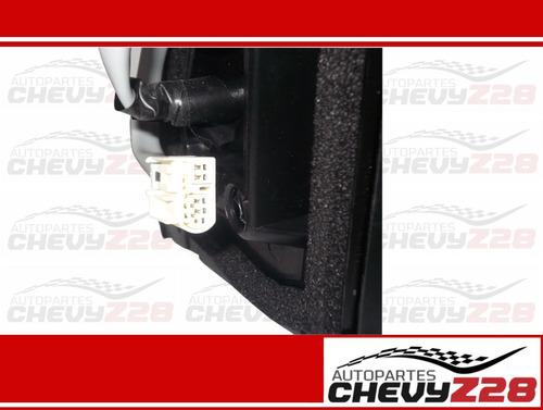 retrovisor derecho para corolla gli 2009 - 20014 (con luz)