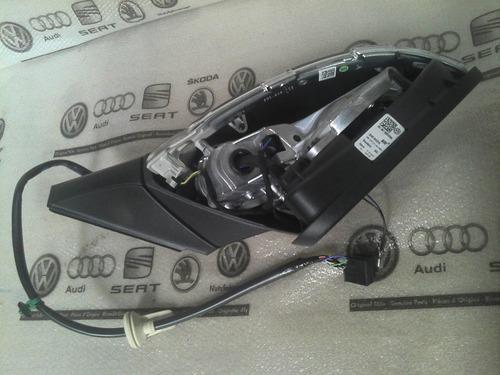 retrovisor direito elétrico golf 2013 diante- 5g1857508cs9b9