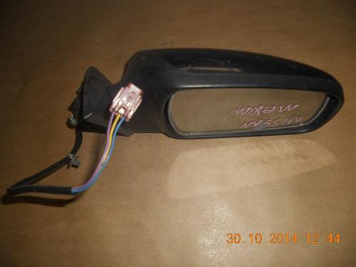 retrovisor direito nissan maxima 94 30j manual (cx 60)