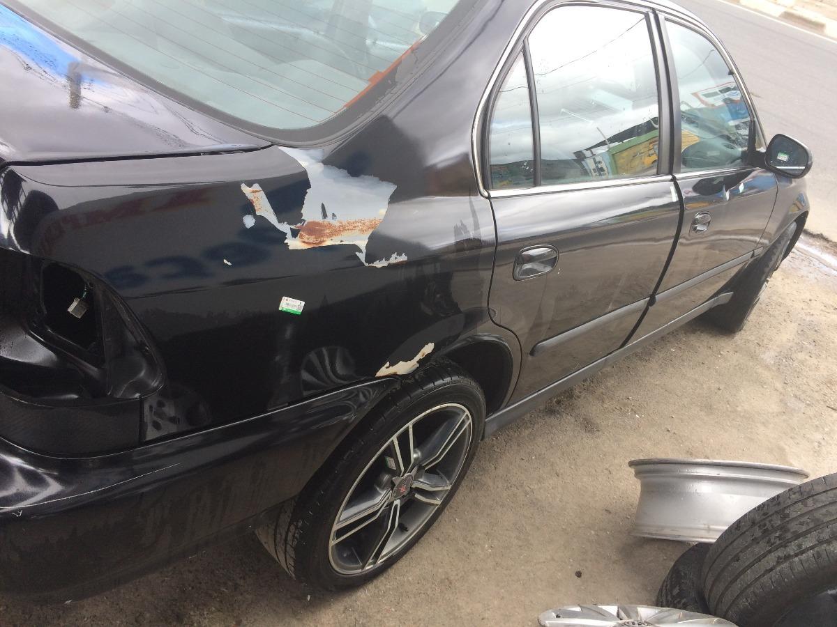 Retrovisor Eletrico Esquerda Honda Civic Ex 1998/1999. Carregando Zoom.