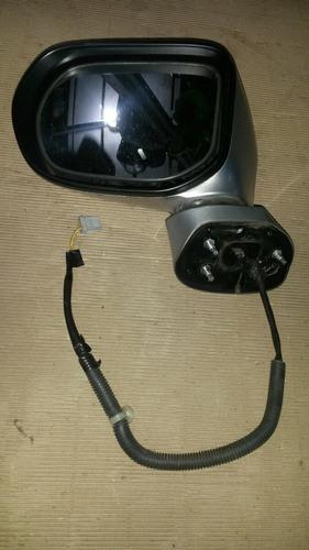 retrovisor elétrico s/pisca original esquerdo civic 08 - 016