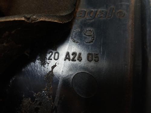 retrovisor elétrico volkswagen logus gli 1994 ld direito