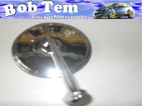 retrovisor externo do opala ss cromado antigo