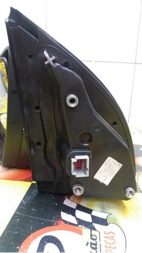 retrovisor externo ranger 2017 esquerdo c/pisca luz original