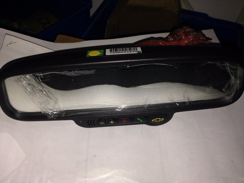 retrovisor interno con chevy star gm aveo/optra 1124794 45