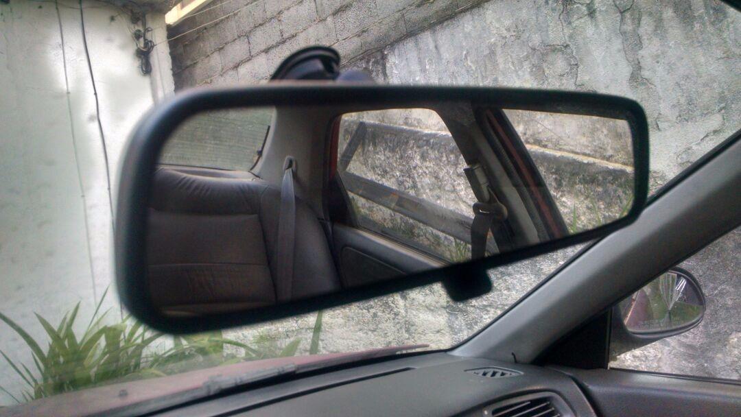 Awesome Retrovisor Interno Honda Civic Ex Exs Lx Si Vti Lsi 92 95. Carregando Zoom.