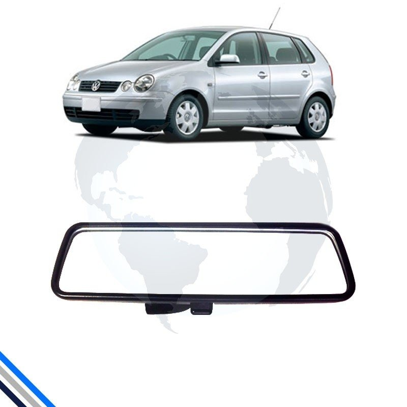 ac7047ac23788 Retrovisor Interno Vw Golf polo passat 1999-2016 - R  40