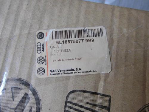 retrovisor izq manual original seat ibiza cordoba 2003 2009