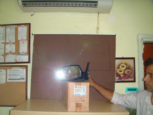 retrovisor izquierdo de elantra 2002 al 2013   electrico