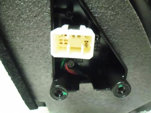 retrovisor izquierdo electrico aveo lt  original