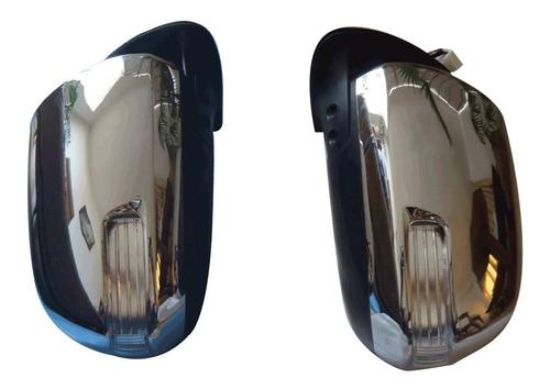 retrovisor izquierdo hilux kavak 2012 2013 2014 luz cruce