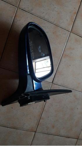 retrovisor izquierdo optra con luz de cruce