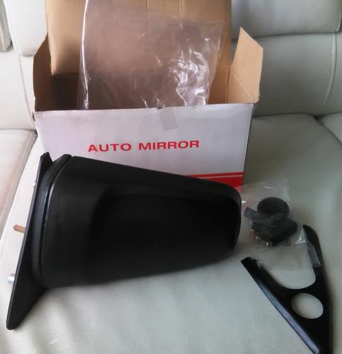 retrovisor manual izquierdo de chevette nuevo