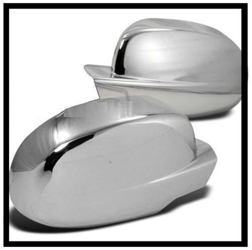 retrovisores cromados silverado