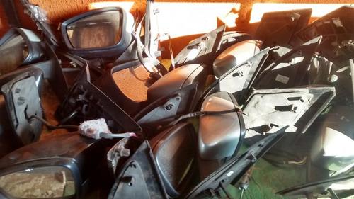 retrovisores diversos carros eletrico/manual