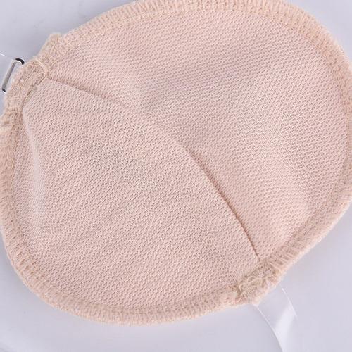 reusable pad parche absorbe sudor olor axila manchas
