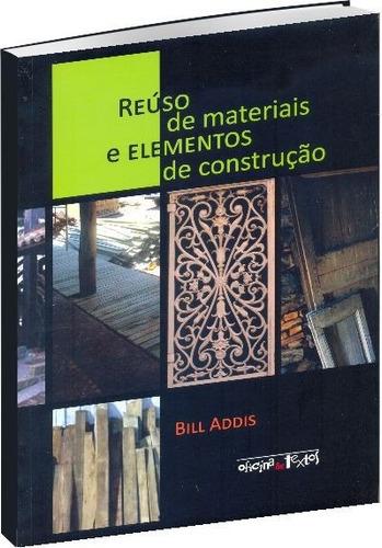 reuso de materiais e elementos de construção