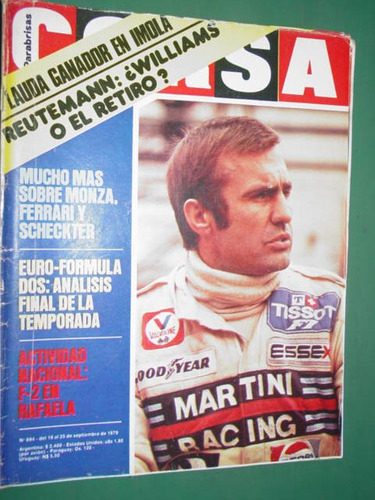 reutemann monza autos formula f2 rafaela revista corsa 694