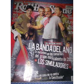 Rev. Rolling Stone Argentina Año 6 N° 65 En Perfecto Estado