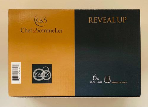 revealup soft x6 30 cl - 10 oz
