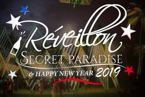 réveillon secret paradise 2019