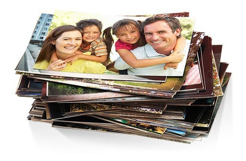 revelação de 100 fotos 10x15 papel fotográfico frete grátis