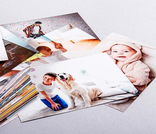 revelação de fotos 10x15 (100 unidades)
